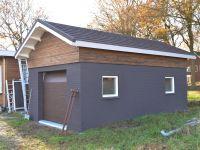 nieuwe garage